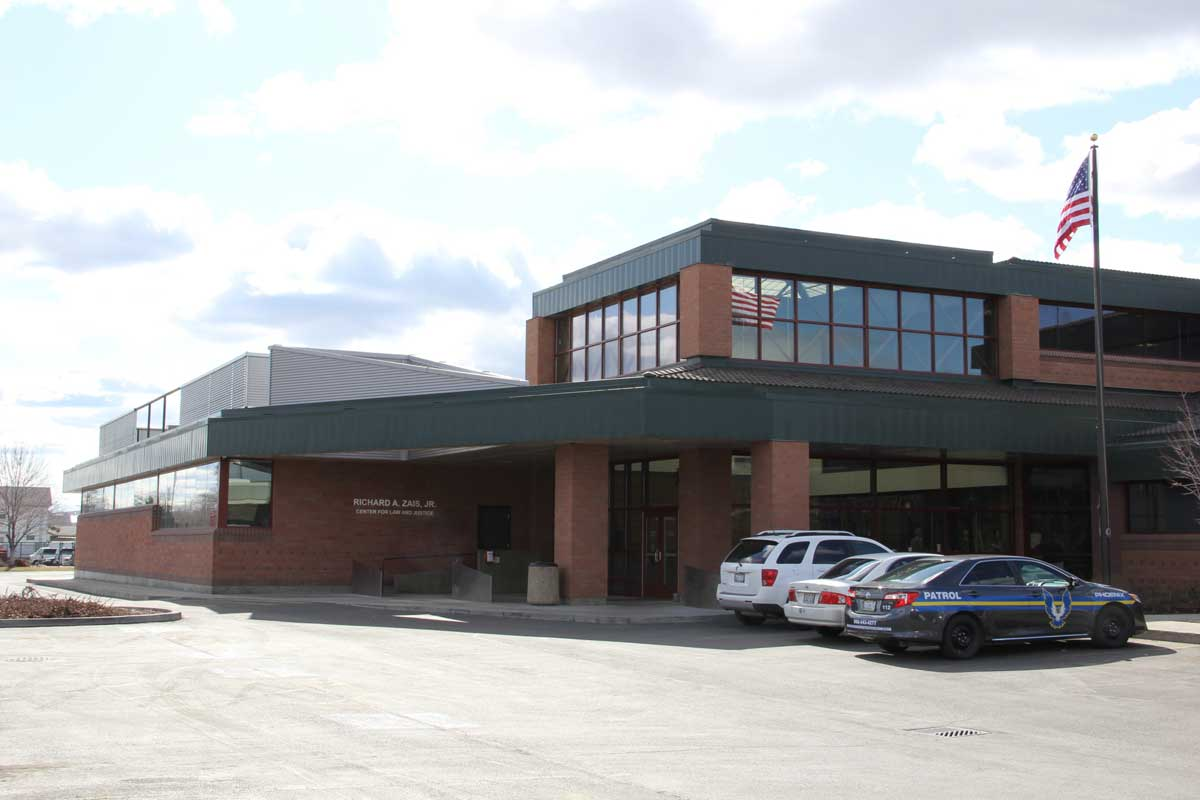 Criminal Justice Center - City of Yakima